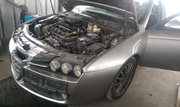 Alfa-Romeo 159 1.9
