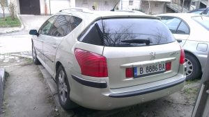 Peugeot 2.0 HDI FAP