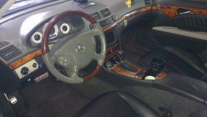 Mercedes E 280 cdi V6