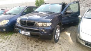 BMW X5 3.0d Engine 2926 ccm