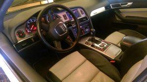 Audi A6 3.0 TDI 165 kW / 225
