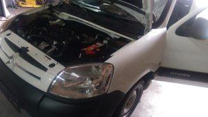 Citroen Berlingo 1.6 HDI 90PS 66 kW / 90 HP