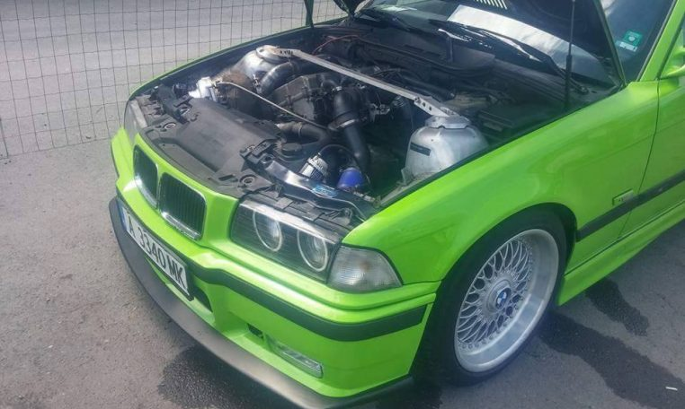 Bmw 318is turbo Remap