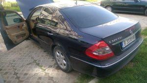 Mercedes E 320 cdi V6 Engine capacity 2987