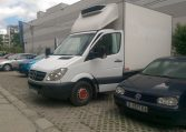 Тунинг Mercedes Sprinter 150hp (110kW) capacity 2148 power PS