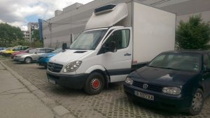 Тунинг Mercedes Sprinter 150hp (110kW) capacity 2148 power PS
