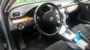 Тунинг Volkswagen Passat 2.0 TDI 170PS (125kW) capacity