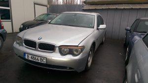 BMW 7 E65 730d