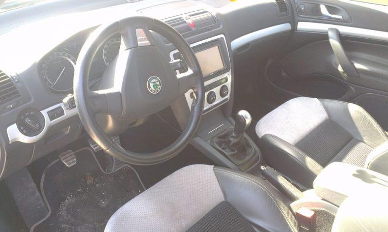 Skoda Octavia RS 2.0 TFS
