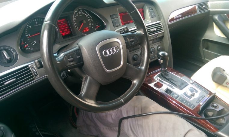 Audi A6 3.0 TDI capacity (cm 3 ) 2967 compression 17.0: 1 power