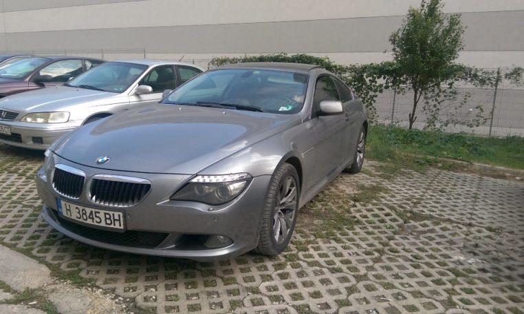 BMW 6 Series 635d