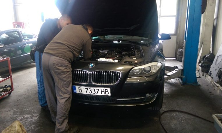 Bmw F 10 DPF-Off Remap