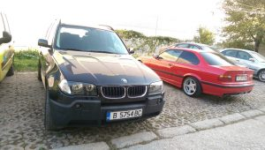 BMW X3 2.0 D DPF-Off