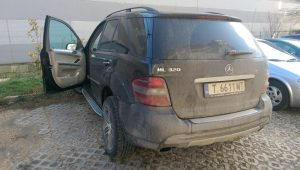 Mercedes ML-Class ML 320 cdi